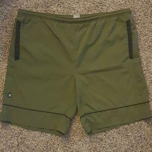 Mens Nike Lined Shorts (swimming shorts)